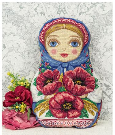 click here to view larger image of PD-1603 (counted cross stitch kit)