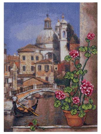 click here to view larger image of GM-1637 (counted cross stitch kit)