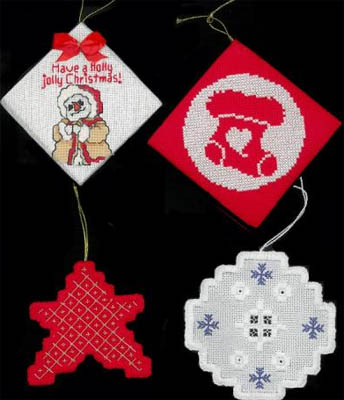 click here to view larger image of Awesome Ornaments (chart)