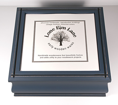 click here to view larger image of King Crown Box (10in x 10in) (accessory)