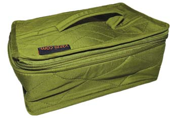 click here to view larger image of 4 Pocket Organizer - Green (accessory)