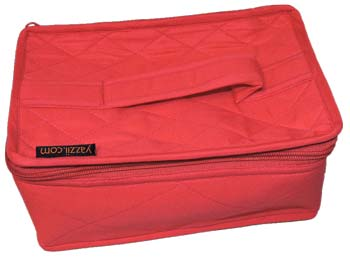 click here to view larger image of 4 Pocket Organizer - Fuchsia Pink (accessory)