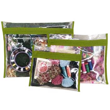 click here to view larger image of Craft Trio Pack - Green (accessory)