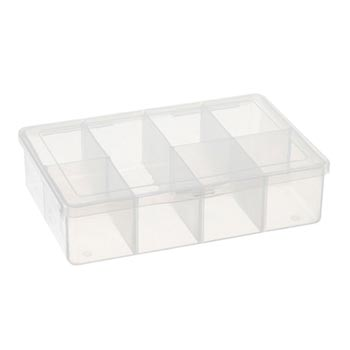 click here to view larger image of Half-Size Organizer - 7 compartments (accessory)