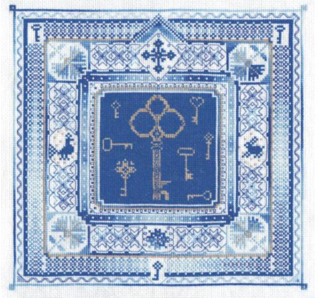 click here to view larger image of SO-1378 (counted cross stitch kit)