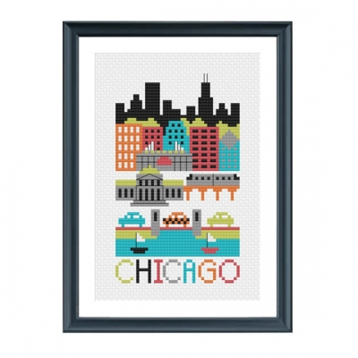 click here to view larger image of Chicago (chart)