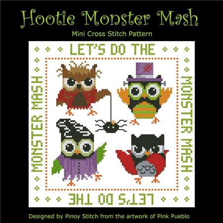 Hooties Monster Mash - click here for more details about chart
