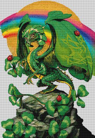 click here to view larger image of Luck Dragon (chart)
