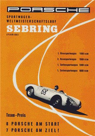 click here to view larger image of Porsche Sebring (chart)
