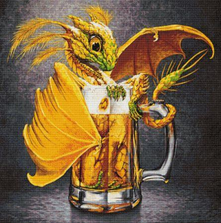 click here to view larger image of Beer Dragon (chart)