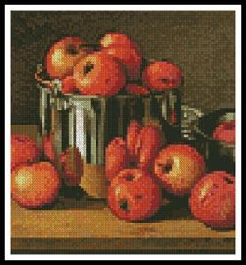 click here to view larger image of Mini Apples In A Tin (chart)