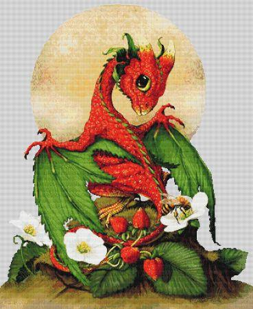 click here to view larger image of Strawberry Dragon (chart)