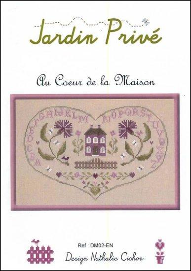 click here to view larger image of Au Coeur De La Maison (chart)