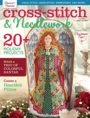 click here to view larger image of Cross Stitch & Needlework Magazine - Fall 2016 (magazines)
