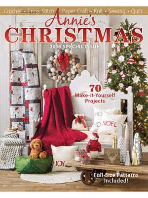 click here to view larger image of Annies Christmas Special 2016 (magazines)