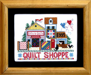 click here to view larger image of Betsys Quilt Shoppe (chart)