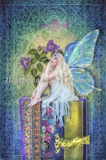 click here to view larger image of Little Book Faerie, The (chart)