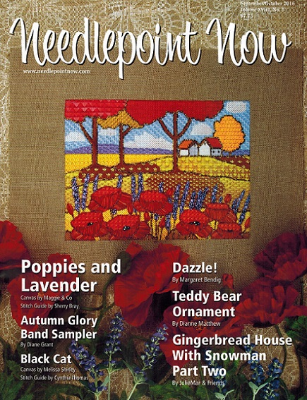 click here to view larger image of Needlepoint Now September/October 2016 (magazines)