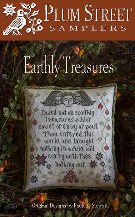 click here to view larger image of Earthly Treasures (chart)