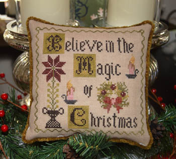 click here to view larger image of Believe In The Magic Of Christmas (chart)