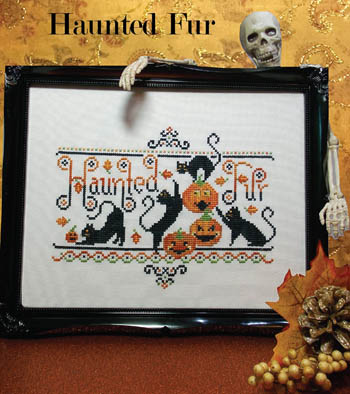 click here to view larger image of Haunted Fur (chart)