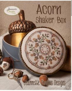 click here to view larger image of Acorn Shaker Box (chart)