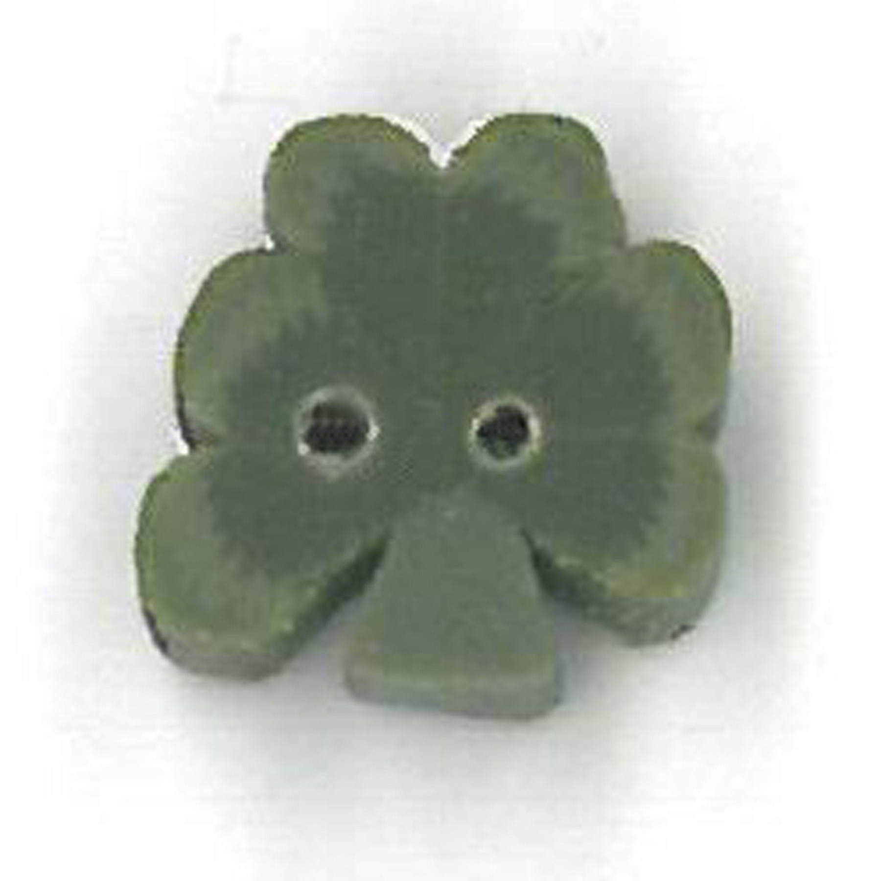 click here to view larger image of Tiny Shamrock Button (buttons)