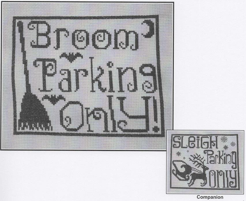 click here to view larger image of Broom Parking (chart)
