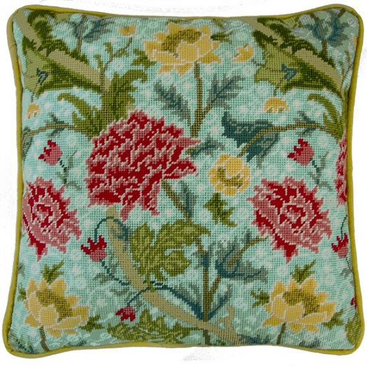 click here to view larger image of William Morris - Cray (needlepoint)