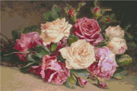 click here to view larger image of Bed Of Roses (chart)