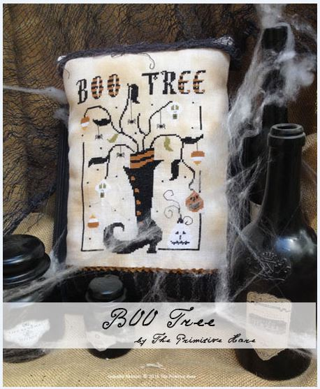 click here to view larger image of Boo Tree (chart)