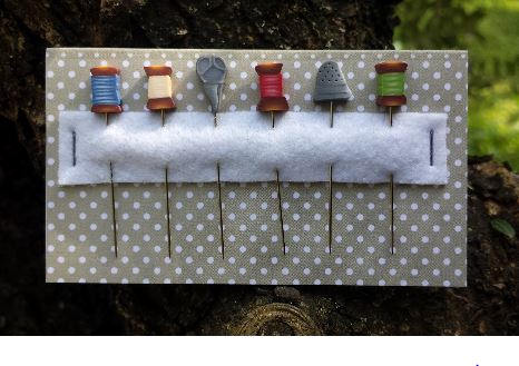 click here to view larger image of Sewing Pins  (pin)