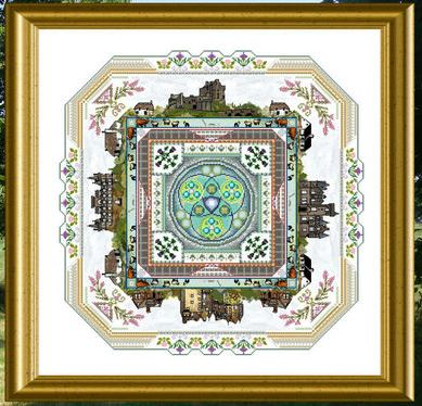 click here to view larger image of Scotland Mandala, The (chart)