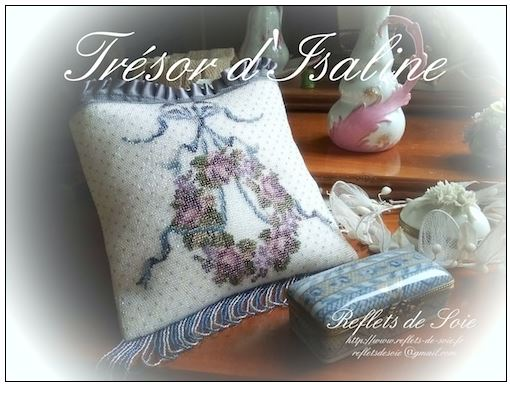 click here to view larger image of Tresor d'isaline (bead kit)