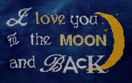 click here to view larger image of To The Moon And Back (chart)