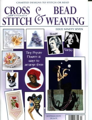 click here to view larger image of Cross Stitch & Bead Weaving Issue #97 (magazines)