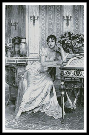 click here to view larger image of Amelie Florence  (Frederic Soulacroix) (chart)