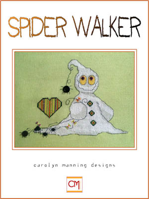 click here to view larger image of Spider Walker (chart)