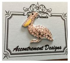 click here to view larger image of Pelican Glamorous Magnet (accessory)