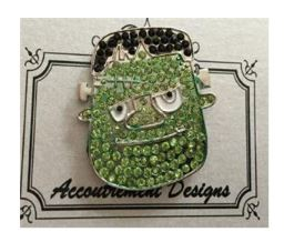 click here to view larger image of Frankenstein Monster Magnet (accessory)