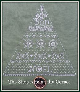 click here to view larger image of Bon Noel (chart)