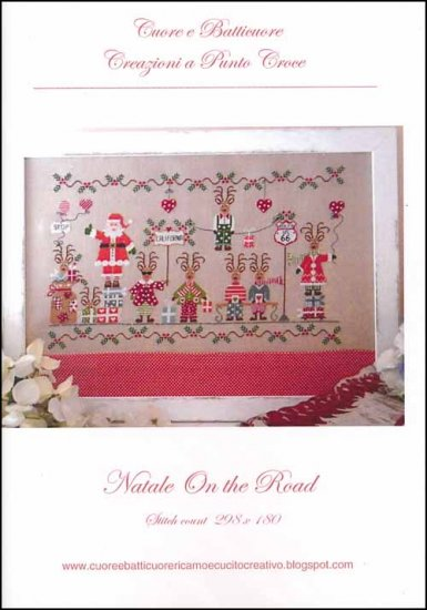 Natale On The Road - click here for more details about chart