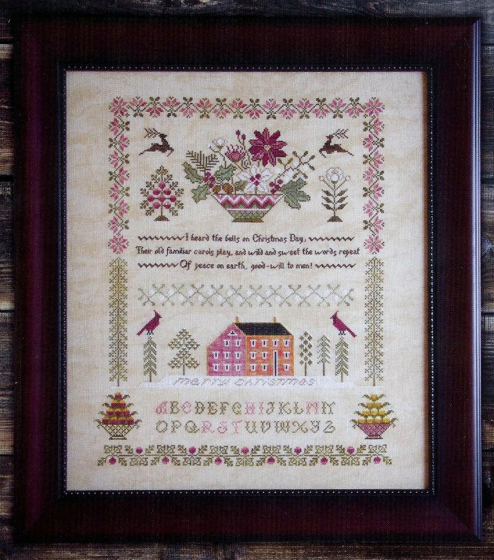 click here to view larger image of Peace On Earth Sampler (chart)