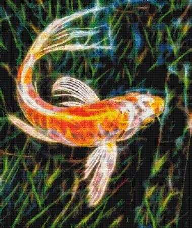 click here to view larger image of Fractalius Koi (chart)