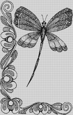click here to view larger image of Dragonfly (chart)