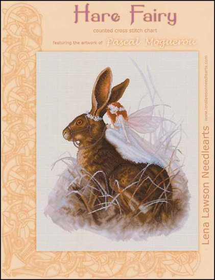 click here to view larger image of Hare Fairy (chart)