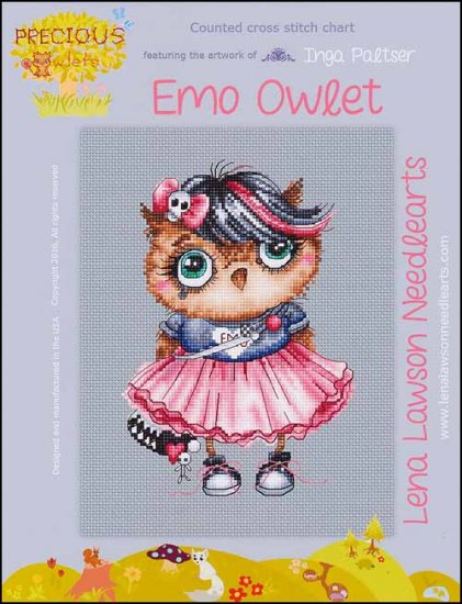 click here to view larger image of Emo Owlet (chart)