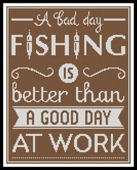 click here to view larger image of Fishing Quote 2 (chart)