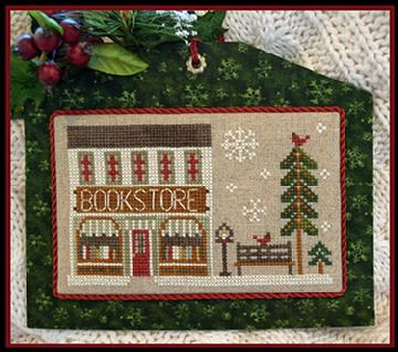 click here to view larger image of Hometown Holiday Bookstore (chart)