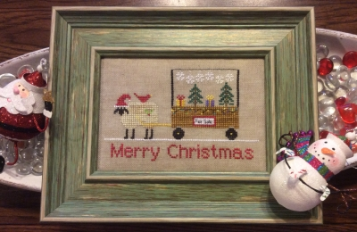 Merry Christmas - The Sheep Peddler (Part 3) - click here for more details about chart